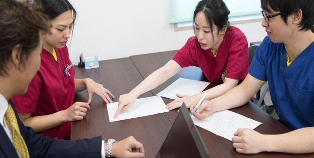 小川駅前接骨院では患者様の情報を共有